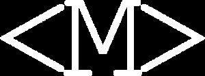 kleines Logo der Agentur Mansour in weiss